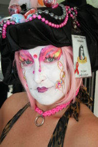 Cothern as part of the Tampa Bay Sisters of Perpetual Indulgence
