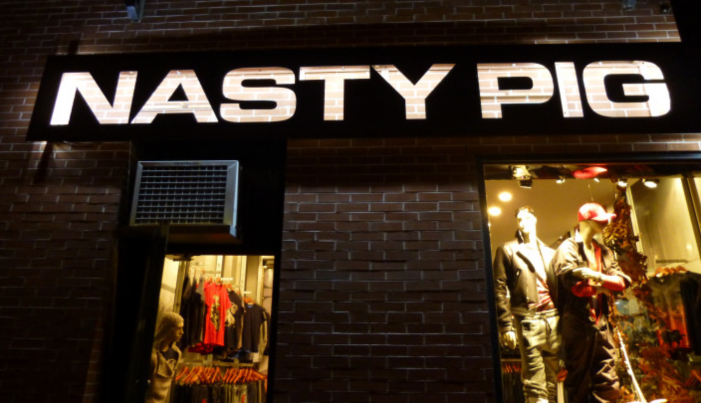 Nasty Pig Flagship Store