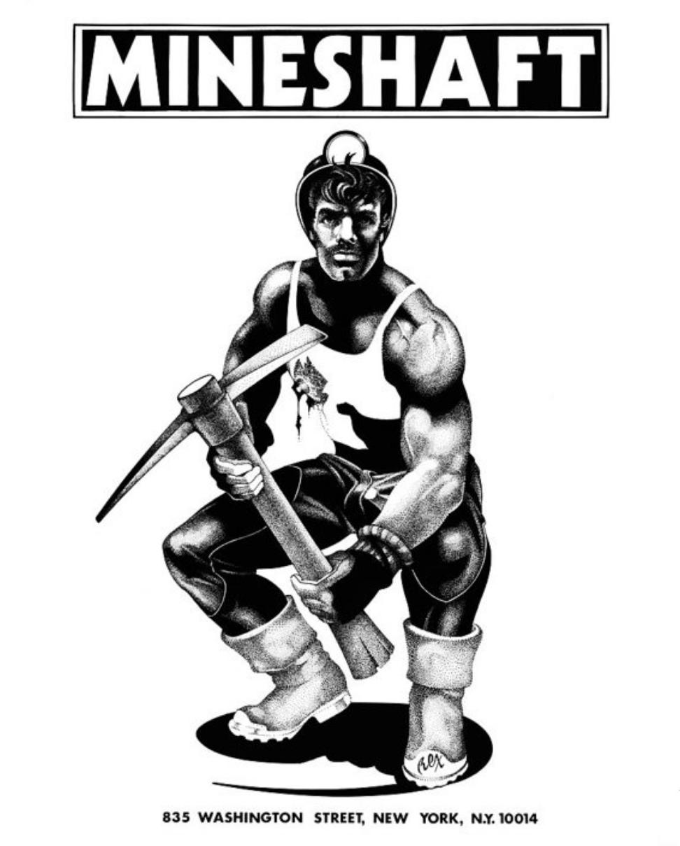 The mine shaft sex mineshaft